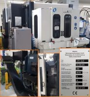Centre dusinage horizontal CNC MAKINO A55-A40 Professional 3 2000-Photo 2