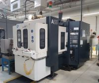 CNC Horizontal Machining Center MAKINO A55-A40 Professional 3