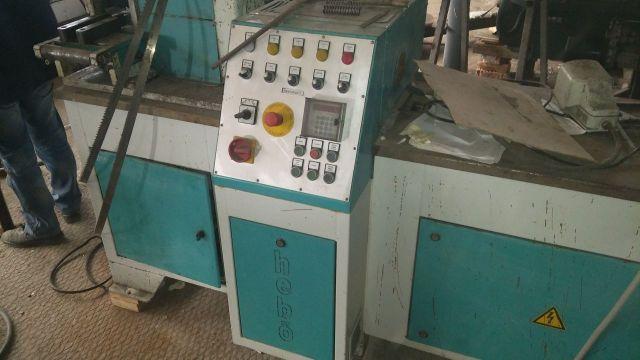 Гибочный станок с ЧПУ (CNC) HEBO STM-4 2006