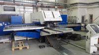 Punching Machine with Laser TRUMPF TRUMATIC 6000 L
