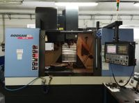 CNC Vertical Machining Center DOOSAN MYNX NM510