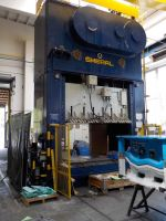 H Frame Hydraulic Press SMERAL LUC 500/2800