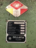 Pressa a vite a frizione DELLAVIA Stelvio 1990-Foto 3