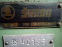 Heavy Duty Lathe ŠKODA SR 1000 X 5000 1960-Photo 2