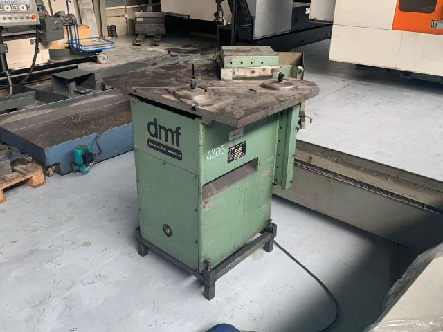 Ironworker Machine DMF 3 U 250 1988