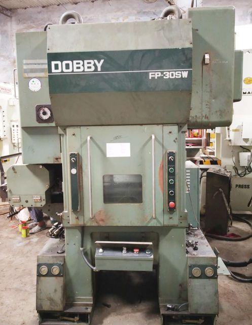 Eccentric Press 0850 DOBBY JAPAN FP-30SW 2000