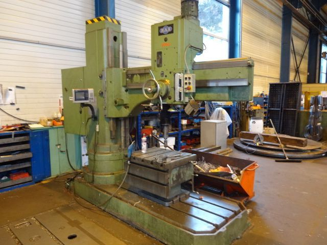 Radial Drilling Machine MAS Kovosit VO 50 2003