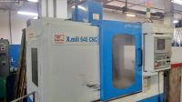 CNC centro de usinagem vertical KNUTH X MILL 640 2011-Foto 3