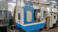 CNC Vertical Machining Center KNUTH X MILL 640