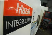 Turning and Milling Center MAZAK INTEGREX 300-IV T 2011-Photo 9