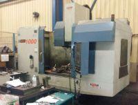 CNC Fräsmaschine FAMUP MCX 1000