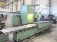 Bed Milling Machine TOS FSS 80 - 3000x800