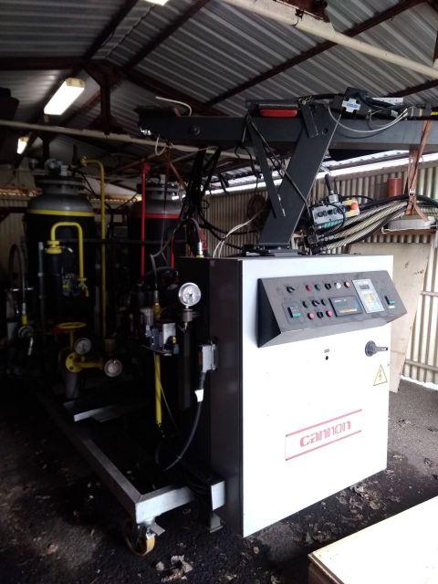 Machine de coulée sous pression Cannon ASYS40STD 1998