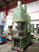 C Frame Hydraulic Press WMW - ZEULENRODA PYE 250 SS