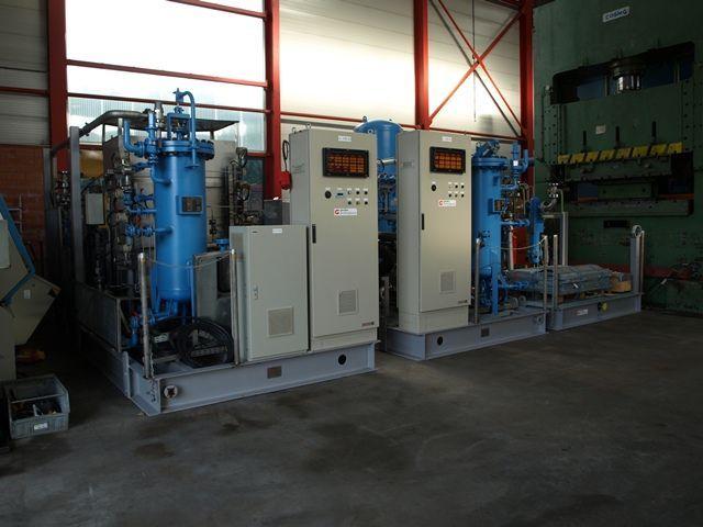 pístový kompresor Compare Broomwade Cyclon 5 1999