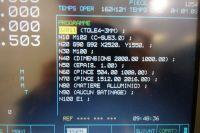 Machine de découpe laser 3D AMADA Alpha II/LC2415A2 1997-Photo 7