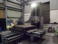 Horizontal Boring Machine SCHARMANN Repromat 525