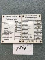 C ramme hydraulisk trykk WMW - ZEULENRODA PYE250 S1M 1985-Bilde 6