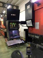 CNC Hydraulic Press Brake AMADA HFB 8025 1997-Photo 6