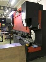 CNC Hydraulic Press Brake AMADA HFB 8025 1997-Photo 7