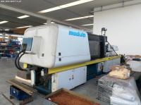 Plastics Injection Molding Machine SANDRETTO MODULA 270/1372 MACH 2 1999-Photo 2