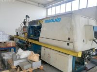 Plastics Injection Molding Machine SANDRETTO MODULA 270/1372 MACH 2 1999-Photo 3