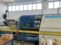Plastics Injection Molding Machine SANDRETTO MODULA 270/1372 MACH 2 1999-Photo 6