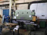 CNC hydraulický ohraňovací lis EHT EHPS 11-35 1988-Fotografie 2