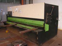 Hydraulic Guillotine Shear POLSKA QC 11Y 12x3200