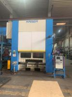 H Frame Hydraulic Press KAISER KSTU4000-25-6P