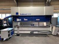 Prensa plegadora servo-hidraulica CNC TRUMPF TruBend 5230