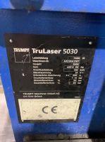 Transverse Cutting Line TRUMPF TruLaser 5030 2008-Photo 3