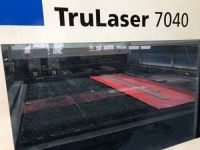 3D Laser TRUMPF TruLaser 7040 2011-Photo 2