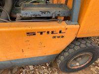 Front Forklift STILL DFG8 / 3318 1981-Photo 2