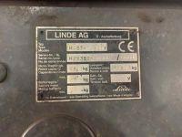 Front Forklift LINDE H45T-04-600 2001-Photo 3