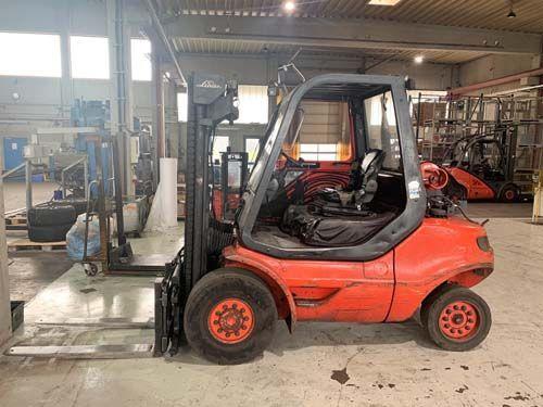 Front Forklift LINDE H45T-04-600 2001