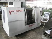 Centrum frezarskie pionowe CNC BRIDGEPORT VMC 1000 XP