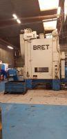 Presse mécanique à arcade PRESSE BRET 125 T 2 PAM 12 1981-Photo 6