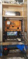 Presse mécanique à arcade PRESSE BRET 125 T 2 PAM 12 1981-Photo 9