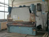 Presse plieuse hydraulique URSVIKEN KDP 16031 1987-Photo 2