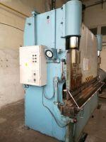 Hydraulic Press Brake URSVIKEN KDP 16031 1987-Photo 4