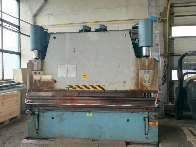 Hydraulic Press Brake URSVIKEN KDP 16031 1987