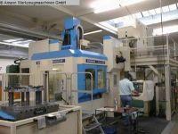 Centrum frezarskie pionowe CNC BOEHRINGER TAURUS 3 P