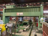 Horizontal Hydraulic Press FACCIN PPM 800 / + MA 120 1999-Photo 3