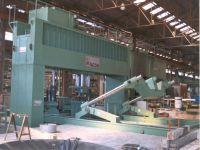Hydraulische horizontale Presse FACCIN PPM 800 / + MA 120