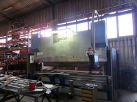 CNC Hydraulic Press Brake Safan H-BRAKE 170-4100 TS1