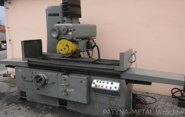 Vlakslijpmachine JOTES SPD-30C 1987