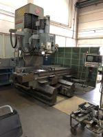 CNC Milling Machine DROOP REIN FS 110