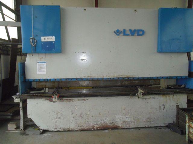 CNC στραντζόπρεσσας LVD PPEB 170/40 MNC 1995