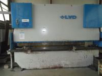 CNC Hydraulic Press Brake LVD PPEB 170/40 MNC